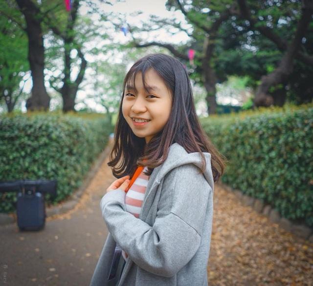 Đặng Thục Minh Yến sinh viên Khoa Quan hệ quốc tế, Trường Đại học Quốc tế Tokyo; Phó ban Thông tin Hội SV Việt Nam tại Nhật - tác giả bài viết.