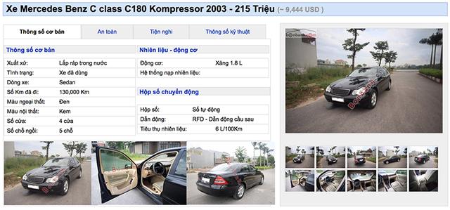 200 triệu đồng có thể mua xe cũ loại nào? - 6