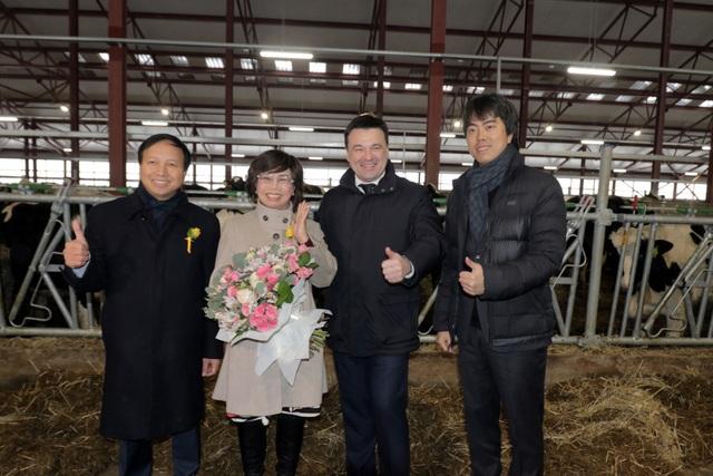 Nữ doanh nhân Thái Hương và tham vọng thách thức những đỉnh cao trong ngành sữa - 6