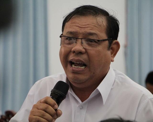 Cử tri huyện Bình Chánh phản ánh nhiều vấn đề nóng với Bí thư Nguyễn Thiện Nhân
