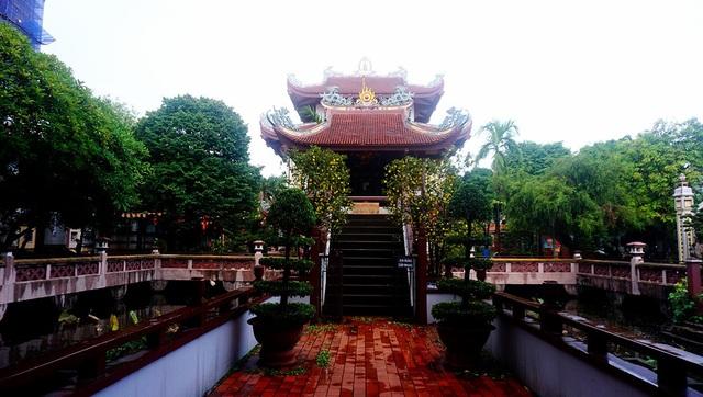 Sau khi xây dựng xong, chùa đã trải qua nhiều lần tu sửa và kiến tạo.