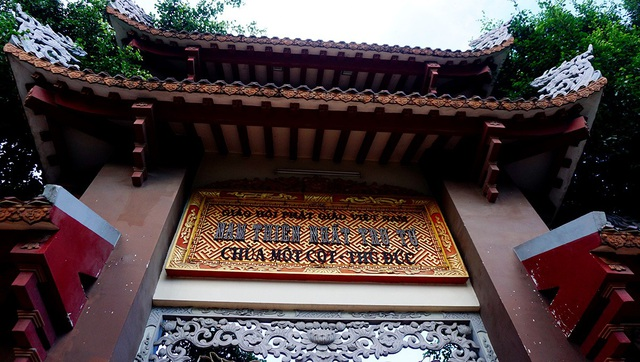 Độc đáo ngôi chùa Một Cột ở... Sài Gòn - 4