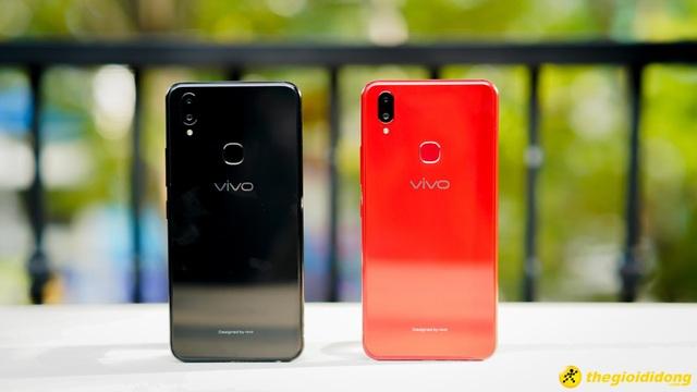 Đặt trước Vivo Y85 tại Thế Giới Di Động để nhận tai nghe Bluetooth kháng nước có thời gian hoạt động lên tới 7 tiếng