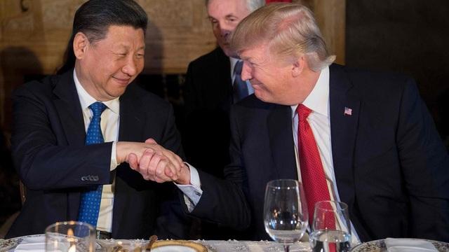 Ông Trump cho biết đang làm việc cùng với ông Tập Cận Bình để đưa ZTE trở lại kinh doanh.
