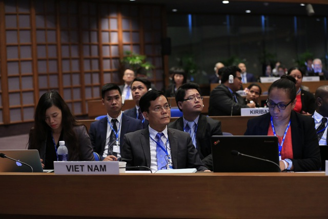 Thứ trưởng Hà Kim Ngọc dẫn đầu Đoàn Việt Nam tham dự khóa họp