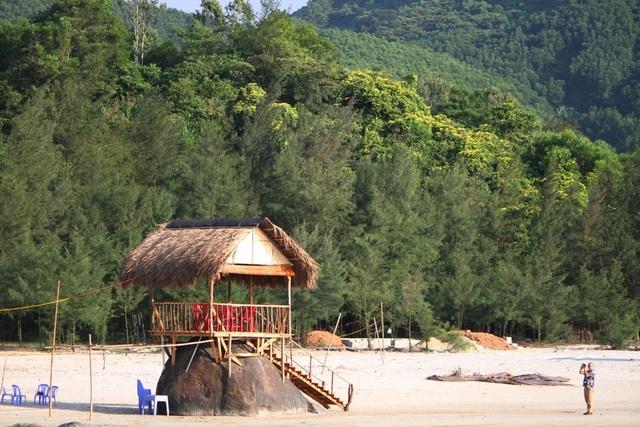 Mê mẩn nét đẹp hoang sơ biển Lộc Bình - 8