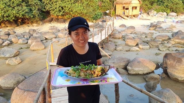 Mê mẩn nét đẹp hoang sơ biển Lộc Bình - 17