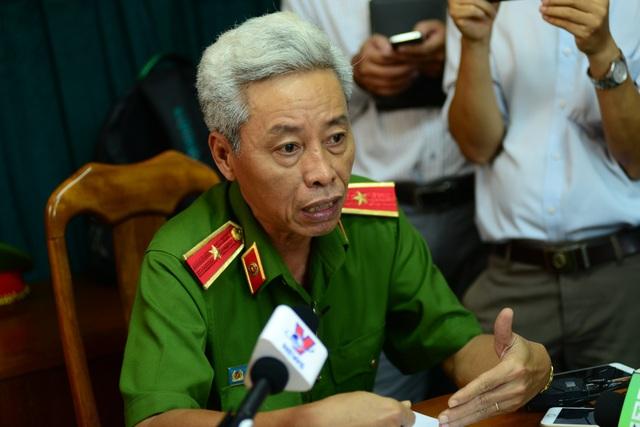 Thiếu tướng Phan Anh Minh