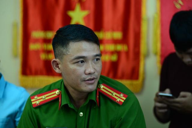Thượng tá Nguyễn Đăng Nam - Trưởng phòng Cảnh sát hình sự (PC45) - Công an TPHCM
