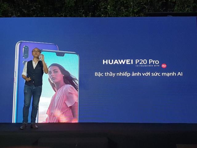 Huawei P20 Pro có 3 camera với ống kính Leica ra mắt tại Việt Nam - 11