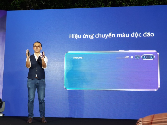 Huawei P20 Pro có 3 camera với ống kính Leica ra mắt tại Việt Nam - 12
