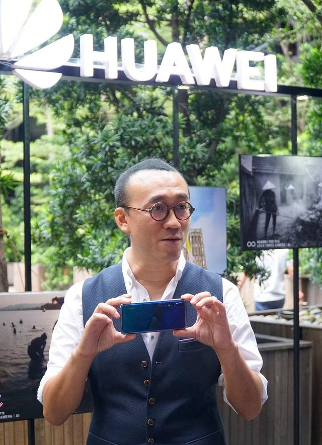 Huawei P20 Pro có 3 camera với ống kính Leica ra mắt tại Việt Nam - 7