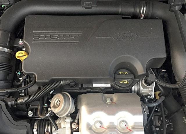 Động cơ Ecoboost 1.0L trên Ford Ecosport mới