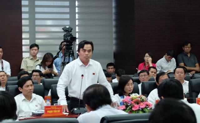 Ông Tô Hùng - Trưởng Ban Đô thị HĐND TP Đà Nẵng: Công tác đánh giá tác động môi trường khi triển khai dự án, xây dựng các nhà máy công nghiệp còn ẩu!