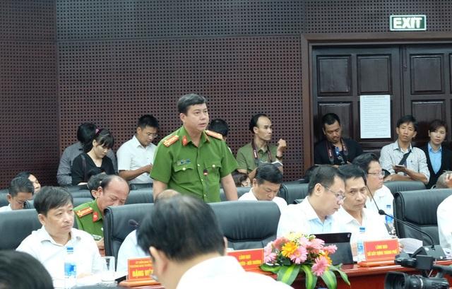 Đại tá Trần Đình Chung - Giám đốc Phòng Cảnh sát PCCC TP Đà Nẵng: Công tác PCCC ở các khu chung cư tại thành phố hầu hết chưa đảm bảo an toàn