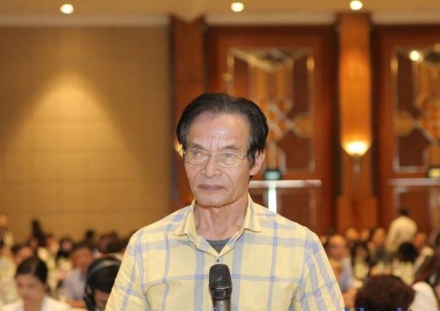 Chuyên gia kinh tế - tài chính, TS Lê Xuân Nghĩa.