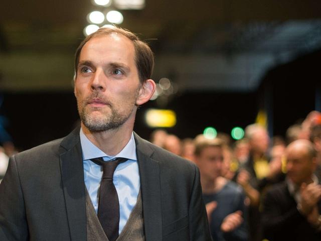 HLV Thomas Tuchel chính thức được bổ nhiệm làm HLV trưởng PSG