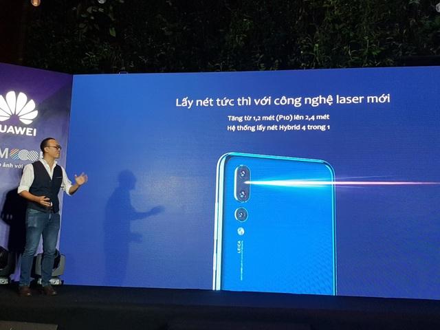 Huawei P20 Pro có 3 camera với ống kính Leica ra mắt tại Việt Nam - 19