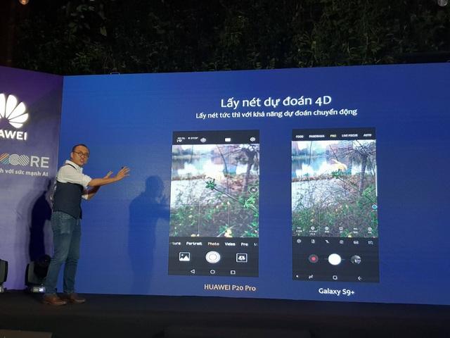 Huawei P20 Pro có 3 camera với ống kính Leica ra mắt tại Việt Nam - 20