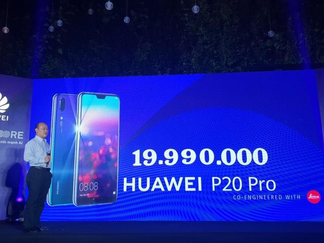 Huawei P20 Pro có 3 camera với ống kính Leica ra mắt tại Việt Nam - 30