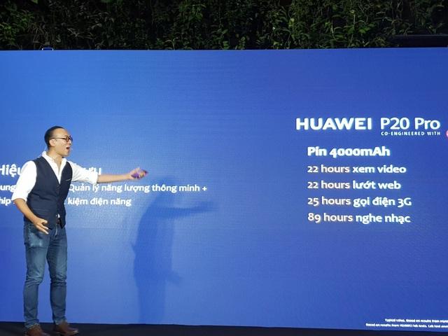 Huawei P20 Pro có 3 camera với ống kính Leica ra mắt tại Việt Nam - 16