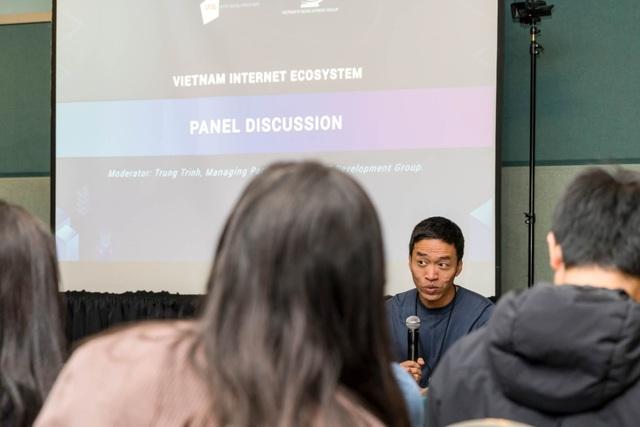 Chủ tịch VNG Lê Hồng Minh đến Thung lũng Silicon để gặp gỡ và chia sẻ trực tiếp với cộng đồng công nghệ người Việt.