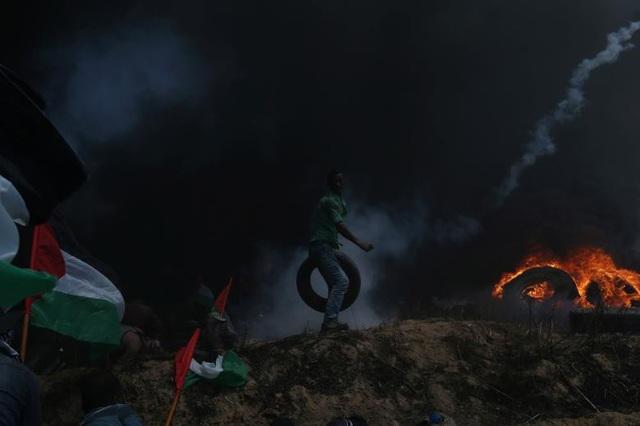 Jerusalem được xem là vùng đất thánh và là điểm nóng xung đột dai dẳng ở Trung Đông. Nhiều nỗ lực của cộng đồng quốc tế đã được triển khai nhằm đem lại giải pháp hòa bình cho vấn đề này song đều thất bại. (Ảnh: Reuters)