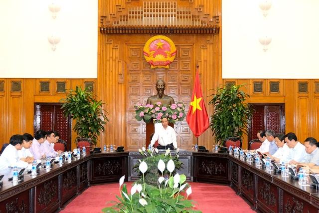 Ảnh: VGP/Quang Hiếu.