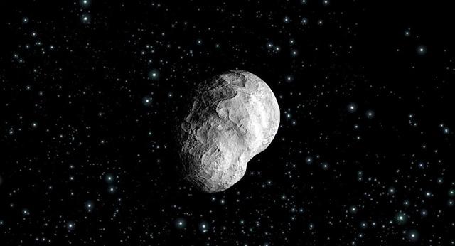 Các nhà thiên văn học cảnh báo về một tiểu hành tinh đang tiến gần tới Trái đất - 1