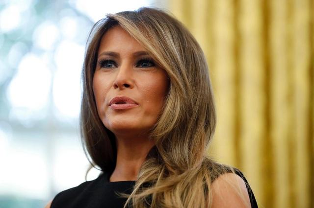 Đệ nhất phu nhân Melania Trump (Ảnh: DPA)