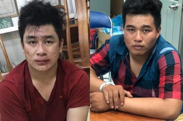 Nguyễn Tấn Tài và Nguyễn Hoàng Châu Phú
