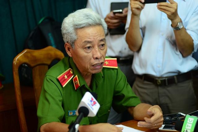 Thiếu tướng Phan Anh Minh - Phó giám đốc Công an TPHCM