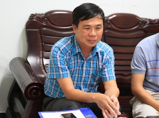 Ông Nguyễn Đăng Trường, Giám đốc Ban Quản lý dự án Đầu tư xây dựng Công trình giao thông tỉnh Thừa Thiên Huế