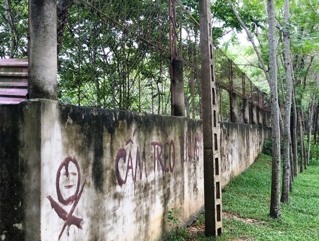 Hệ thống tường rào bảo vệ tại trang trại nuôi nhốt hổ