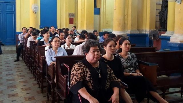 Các lái xe khai chở tiền về phòng của Hứa Thị Phấn tại lầu 6 ngân hàng Đại Tín chi nhánh Lam Giang.