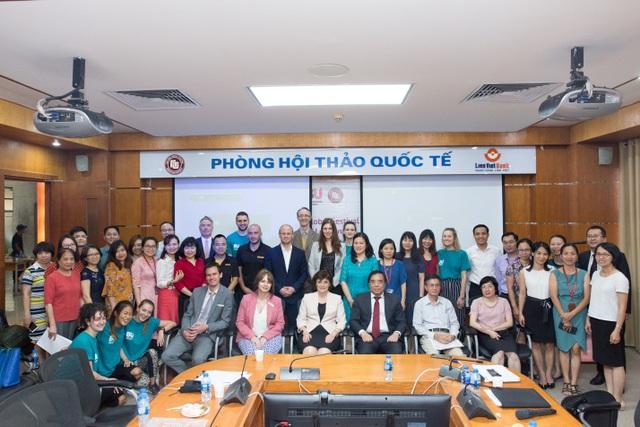 Hợp tác đào tạo quốc tế, đón đầu thị trường bán lẻ - 3