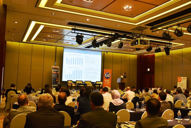 Sự kiện EIC Connect Energy Vietnam 2018 diễn ra ngày 17/5 do Tổng lãnh sự quán Anh tại TPHCM phối hợp với Hội đồng Công nghiệp Năng lượng (EIC) và nhiều tập đoàn năng lượng tại Việt Nam tổ chức