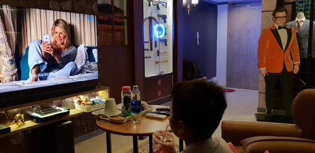 Trải nghiệm căn hộ Q-House mô phỏng lại bộ phim Hollywood - 6