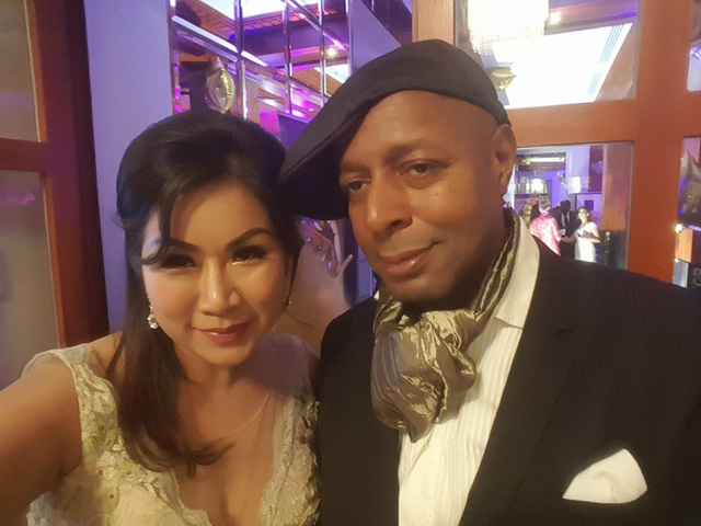 Mai Anh Trần, Trương Thị May hội ngộ nhiều ngôi sao thế giới tại Cannes - 2