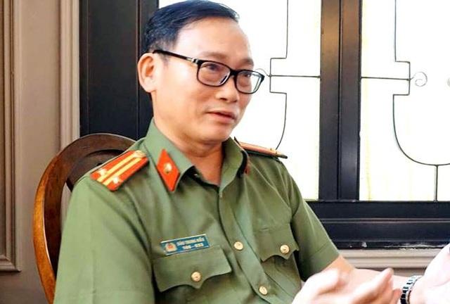 Trung tá, nghiên cứu sinh Đào Trung Hiếu - Chuyên gia Tội phạm học (Bộ Công an).