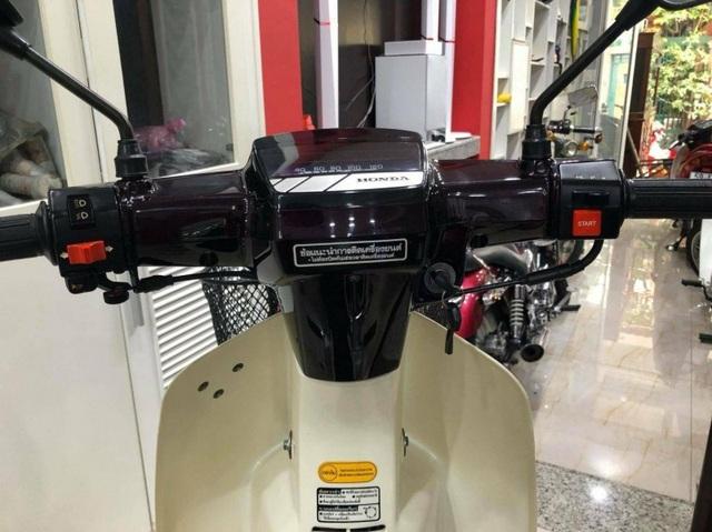 Sốc: Honda Dream Thái đời 2002 chưa từng đổ xăng rao bán 1,2 tỷ đồng - 4