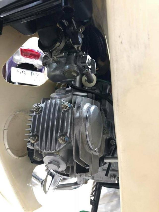 Sốc: Honda Dream Thái đời 2002 chưa từng đổ xăng rao bán 1,2 tỷ đồng - 11