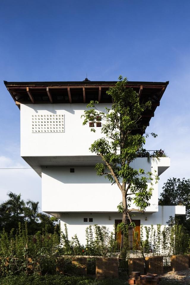 """Ngôi biệt thự """"bậc thang"""" ở Vĩnh Phúc được báo nước ngoài hết lời khen ngợi - 2"""