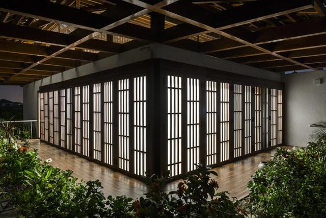 """Ngôi biệt thự """"bậc thang"""" ở Vĩnh Phúc được báo nước ngoài hết lời khen ngợi - 6"""