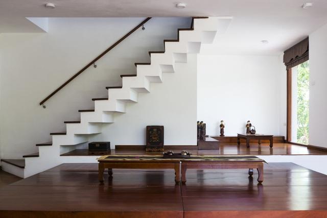 """Ngôi biệt thự """"bậc thang"""" ở Vĩnh Phúc được báo nước ngoài hết lời khen ngợi - 12"""
