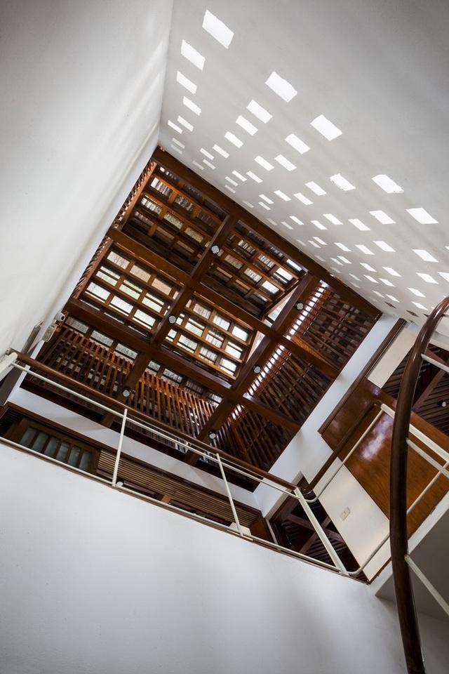 """Ngôi biệt thự """"bậc thang"""" ở Vĩnh Phúc được báo nước ngoài hết lời khen ngợi - 9"""