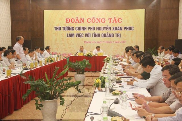 Thủ tướng: Quảng Trị cần hướng đến tầm nhìn xa hơn - 2