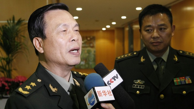 Tướng Cai Yingting (Ảnh: Tân Hoa Xã)