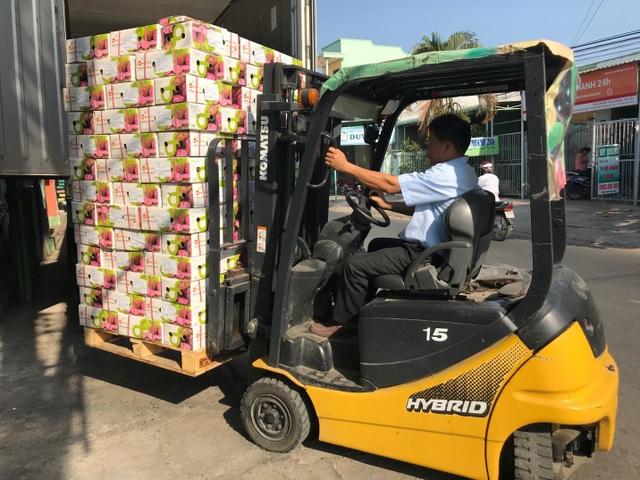 MM Mega Market Việt Nam xuất khẩu thành công nông sản Việt sang hệ thống Big C Thái Lan - 3