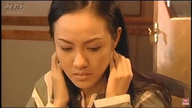 Cảnh của nhân vật do Hoài Anh đảm nhận trong tù.